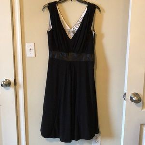 Jessica Howard Black Dress